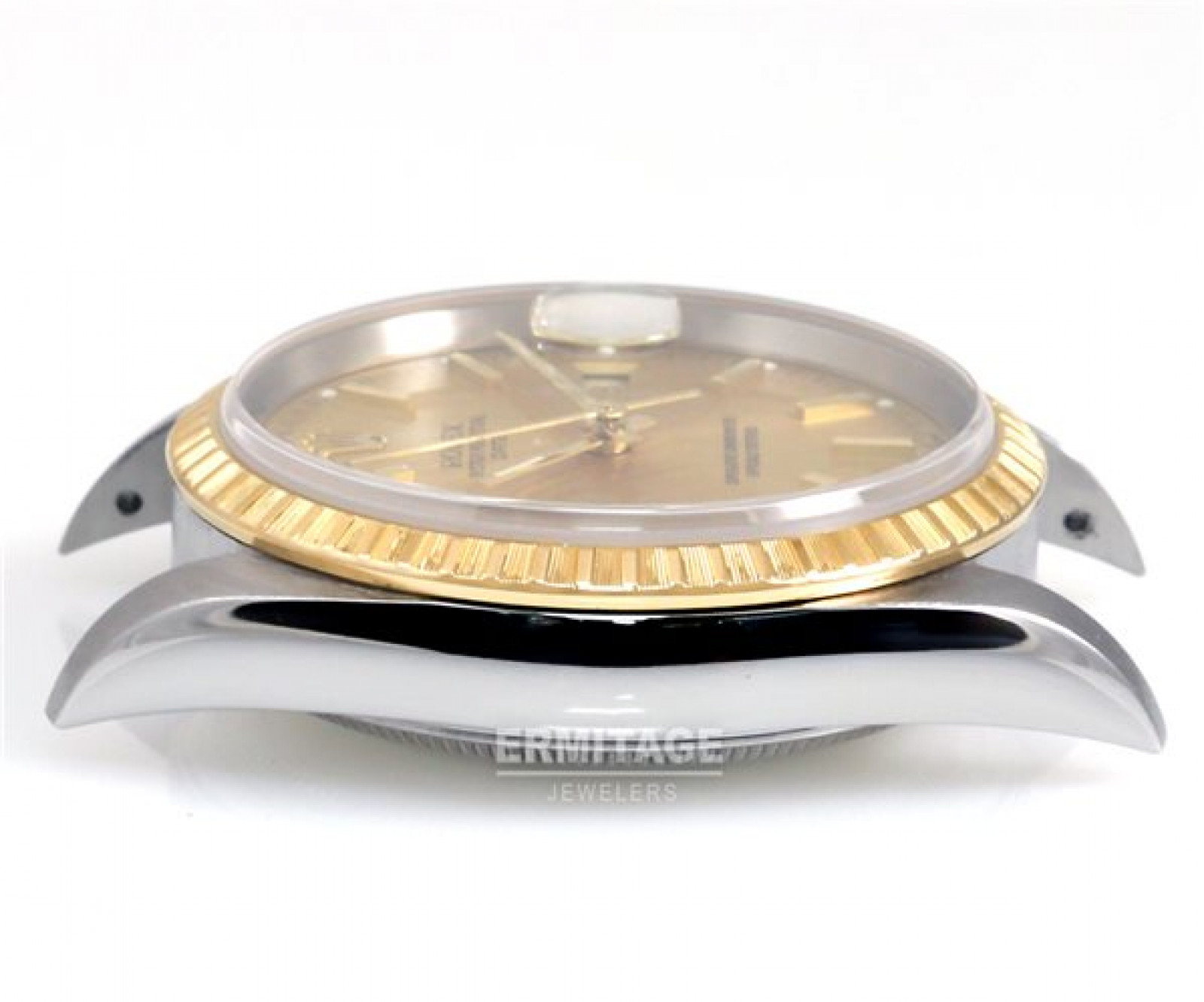 Rolex Date 15233 Gold & Steel Champagne 2005