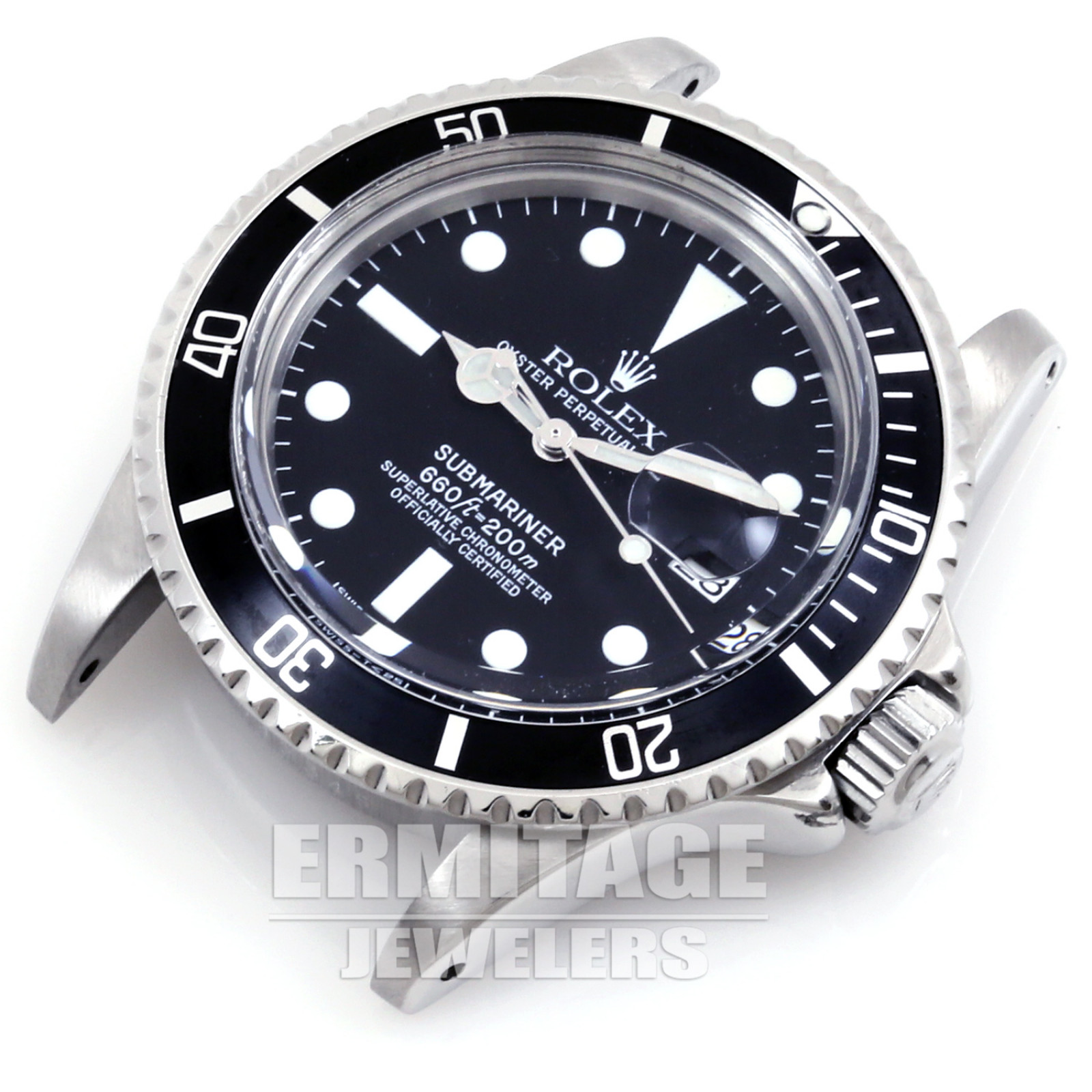 Vintage Rolex Submariner 1680 Black