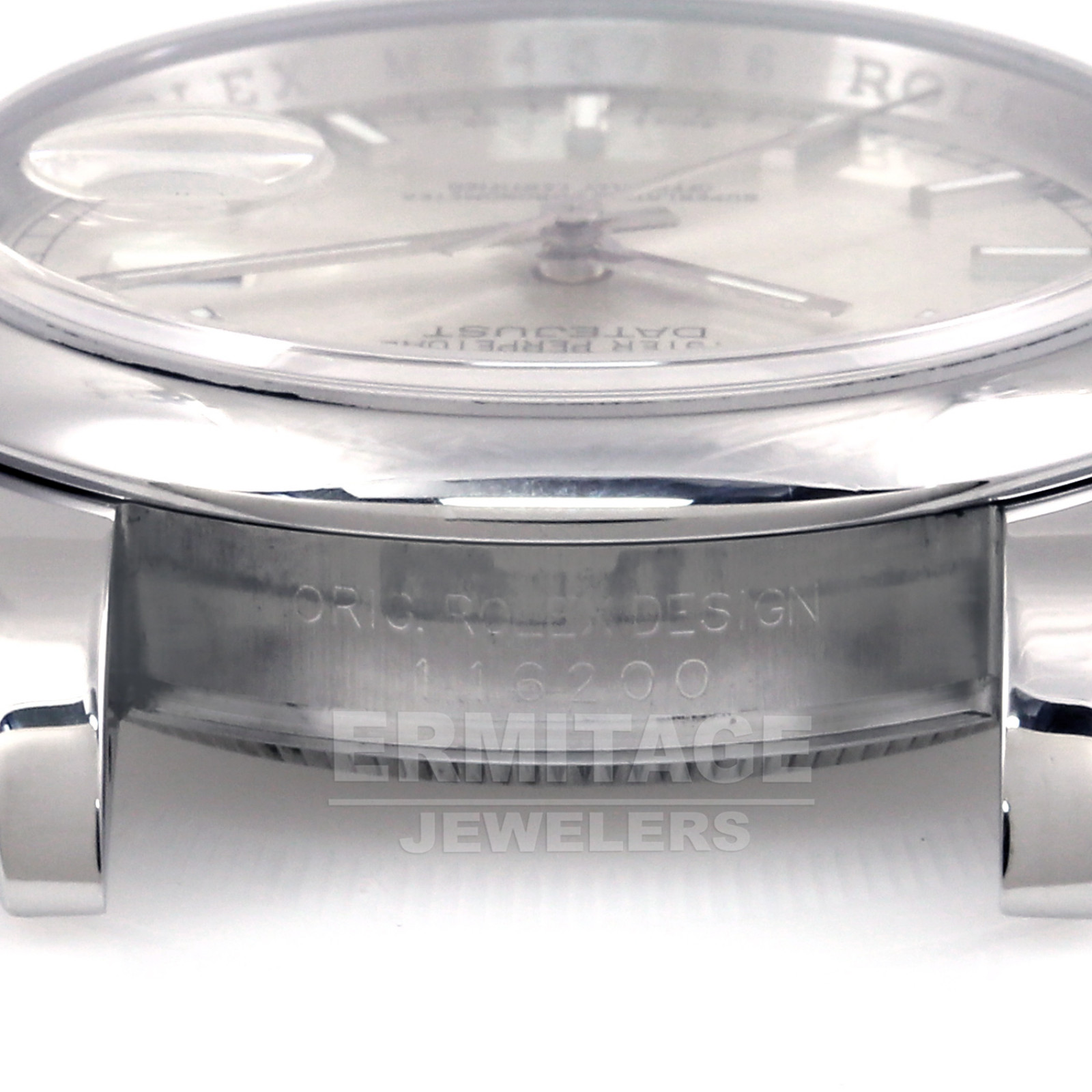 Pre-Owned Rolex Datejust 116200