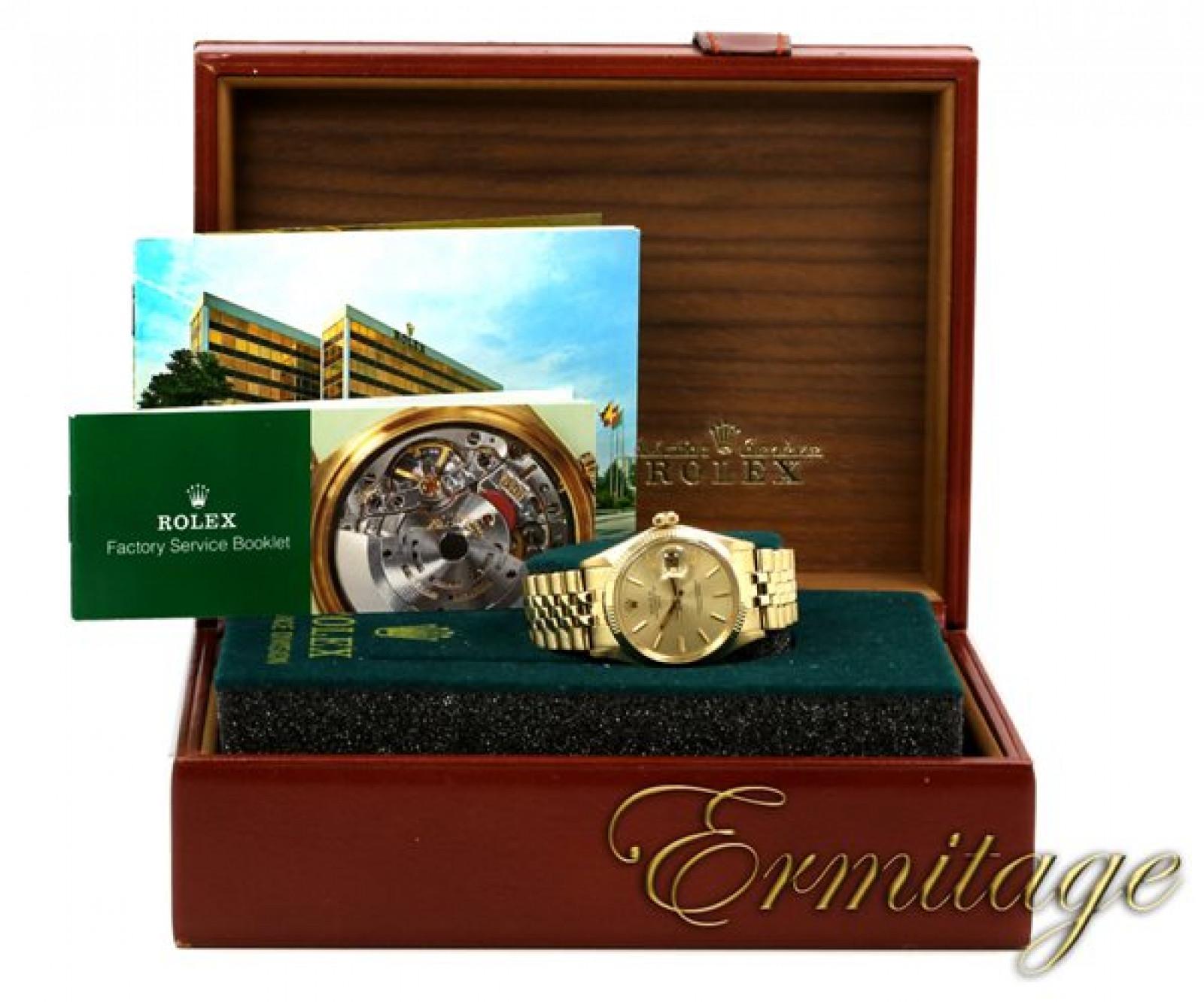 Vintage Rolex Date 1503 Gold Year 1972