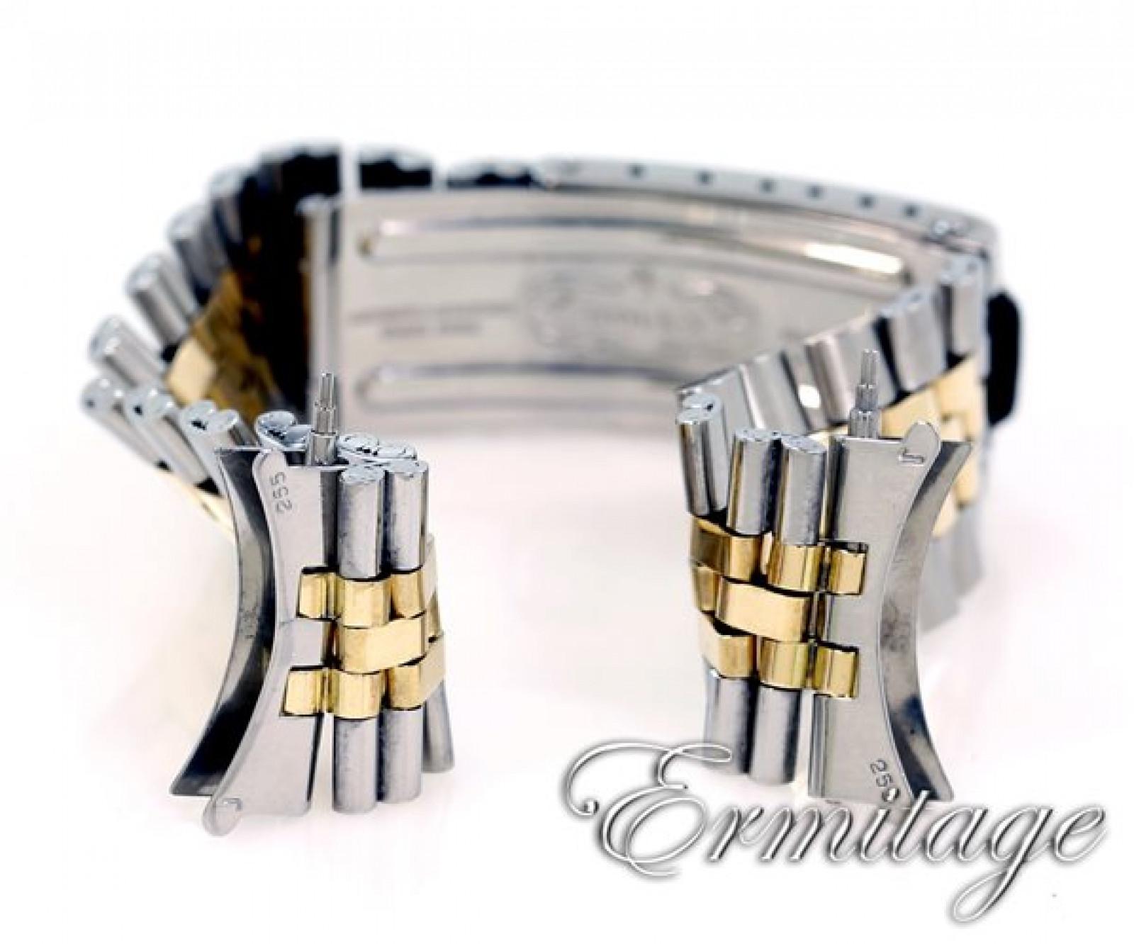 Vintage Rare Rolex Datejust 1601 Gold & Steel Year 1974