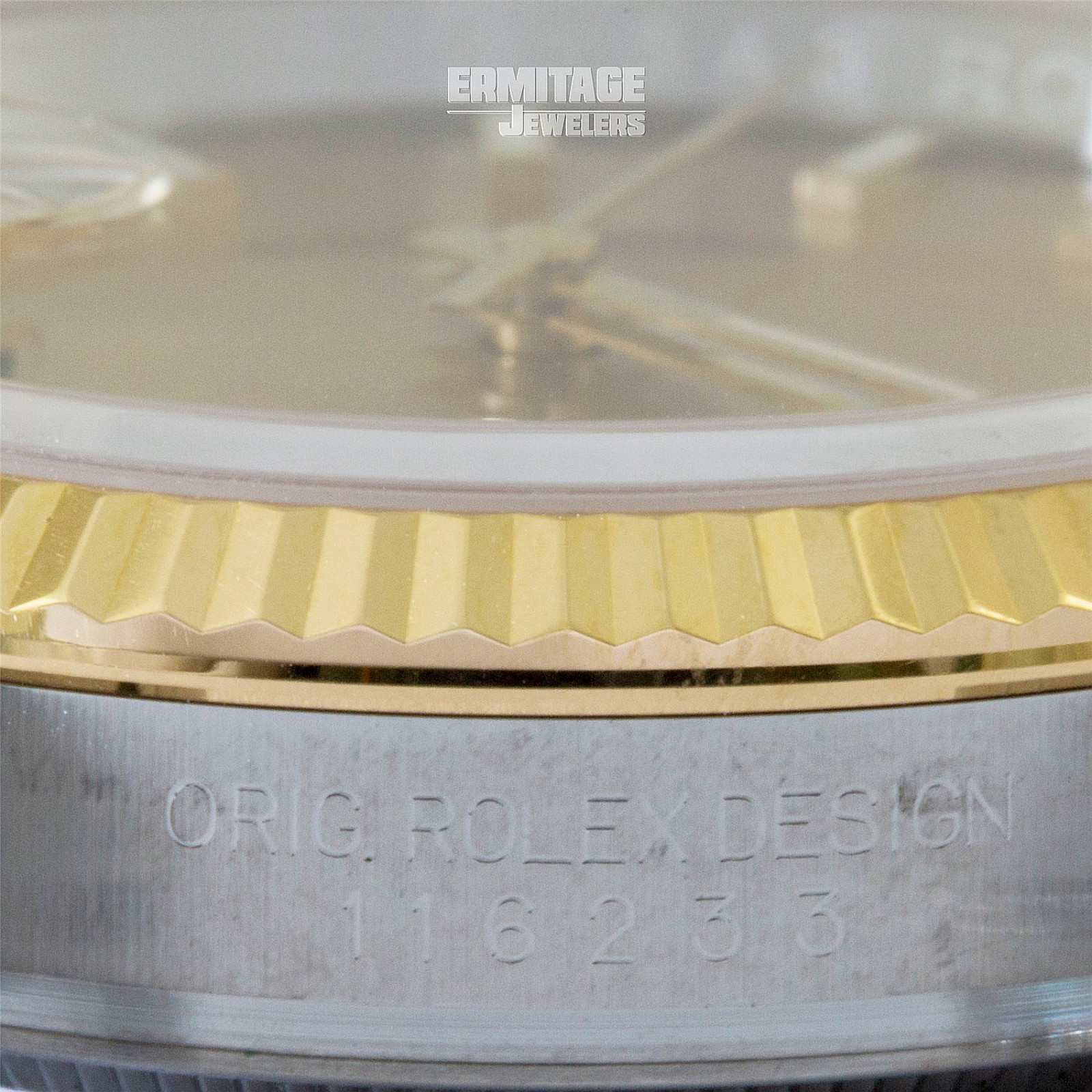 2018 Champagne Rolex Datejust Ref. 116233