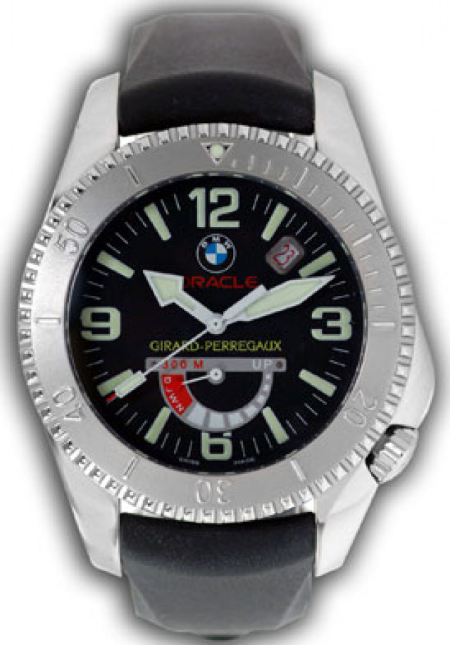Girard Perregaux Sea Hawk ll BMW Oracle