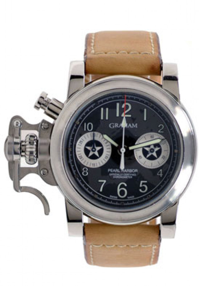 Graham Pearl Harbor Limited Edition