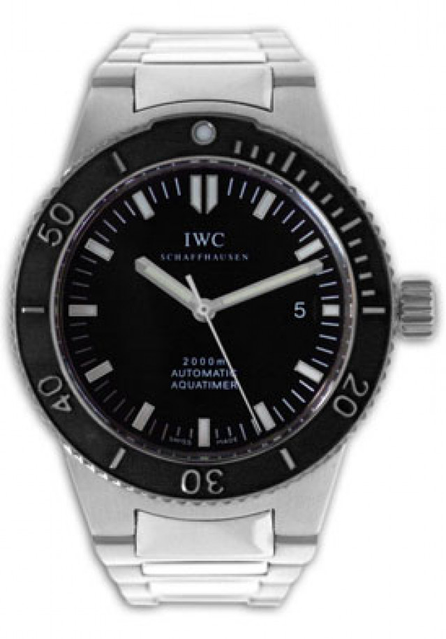 IWC Aquatimer 2000 GST