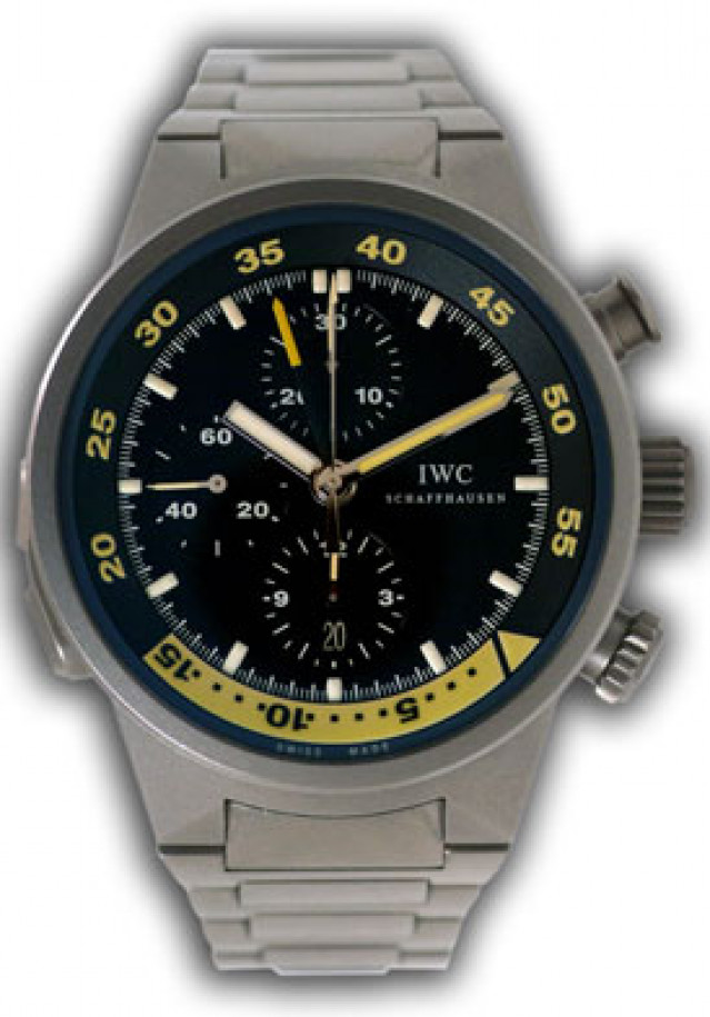 IWC Aquatimer Split Minute