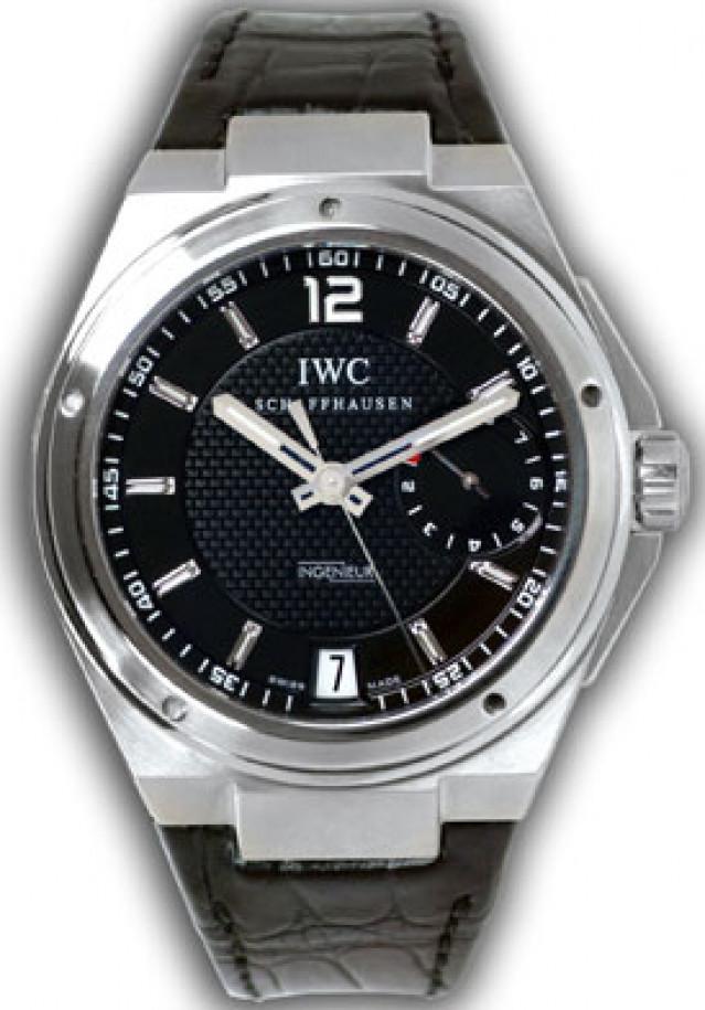 IWC Big Ingenieur Zinedine Zidane