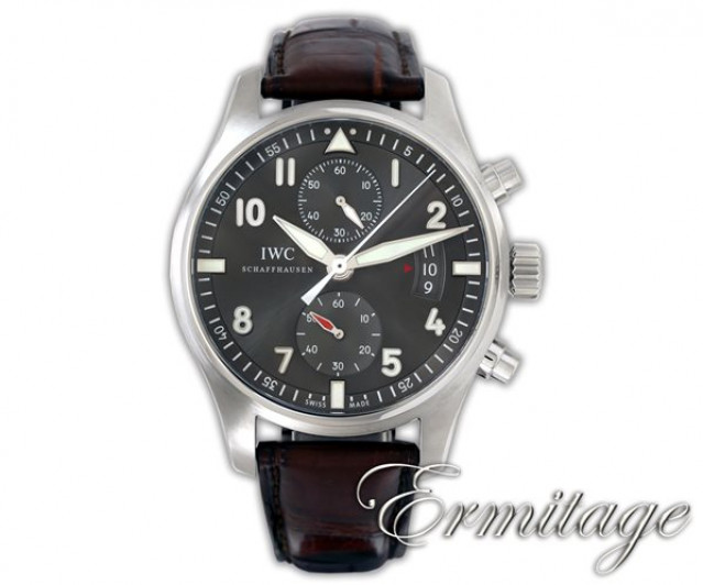IWC Spitfire Flyback