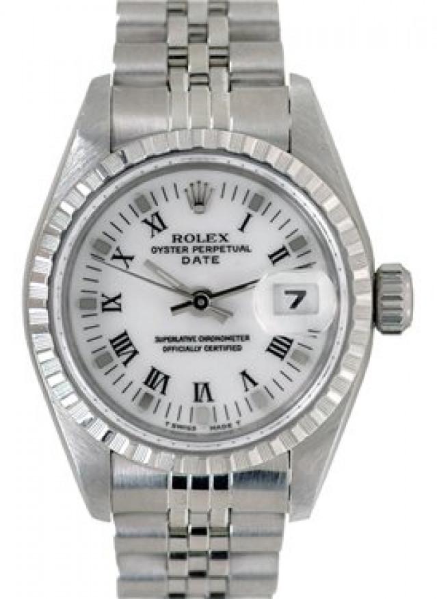 Ladies Rolex Date