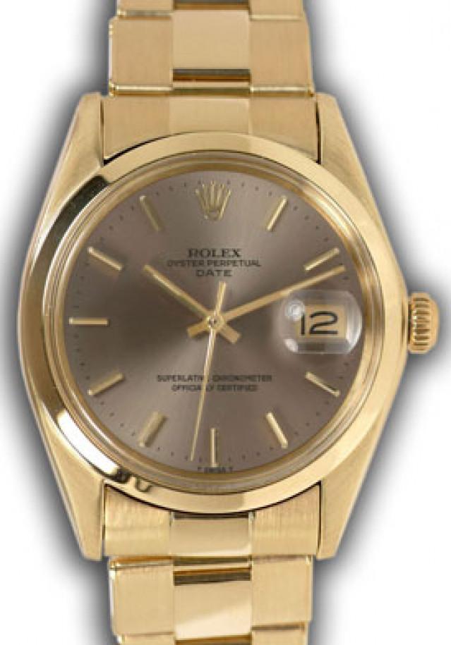 Men's Rolex Date