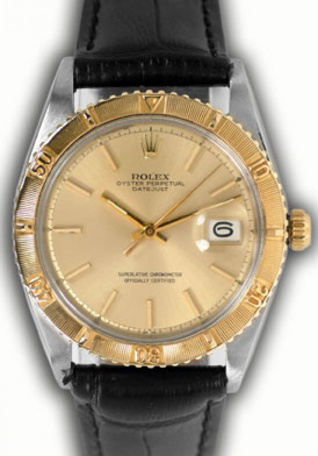 Rolex Datejust Turn-O-Graph