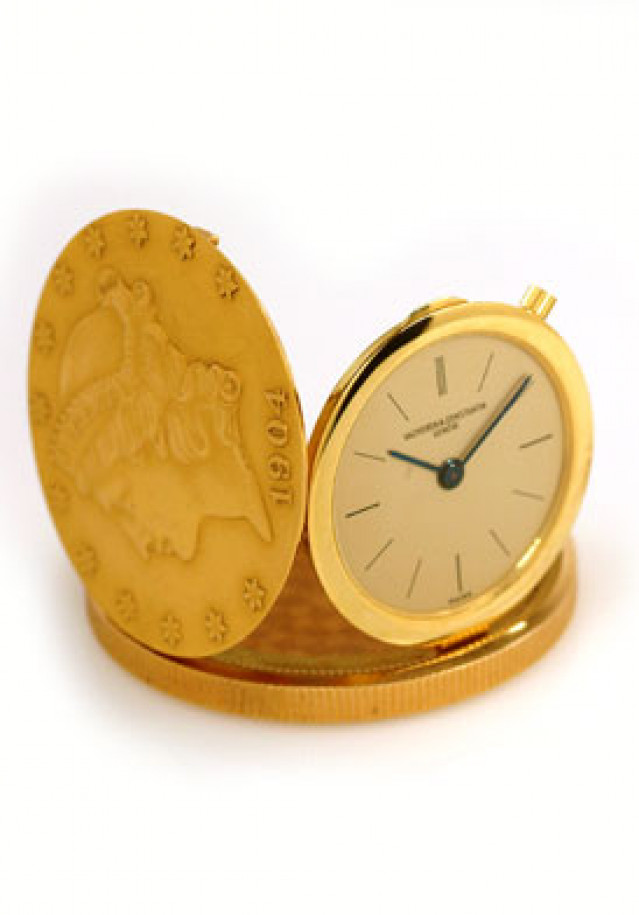 Vacheron Constantin Coin Watch