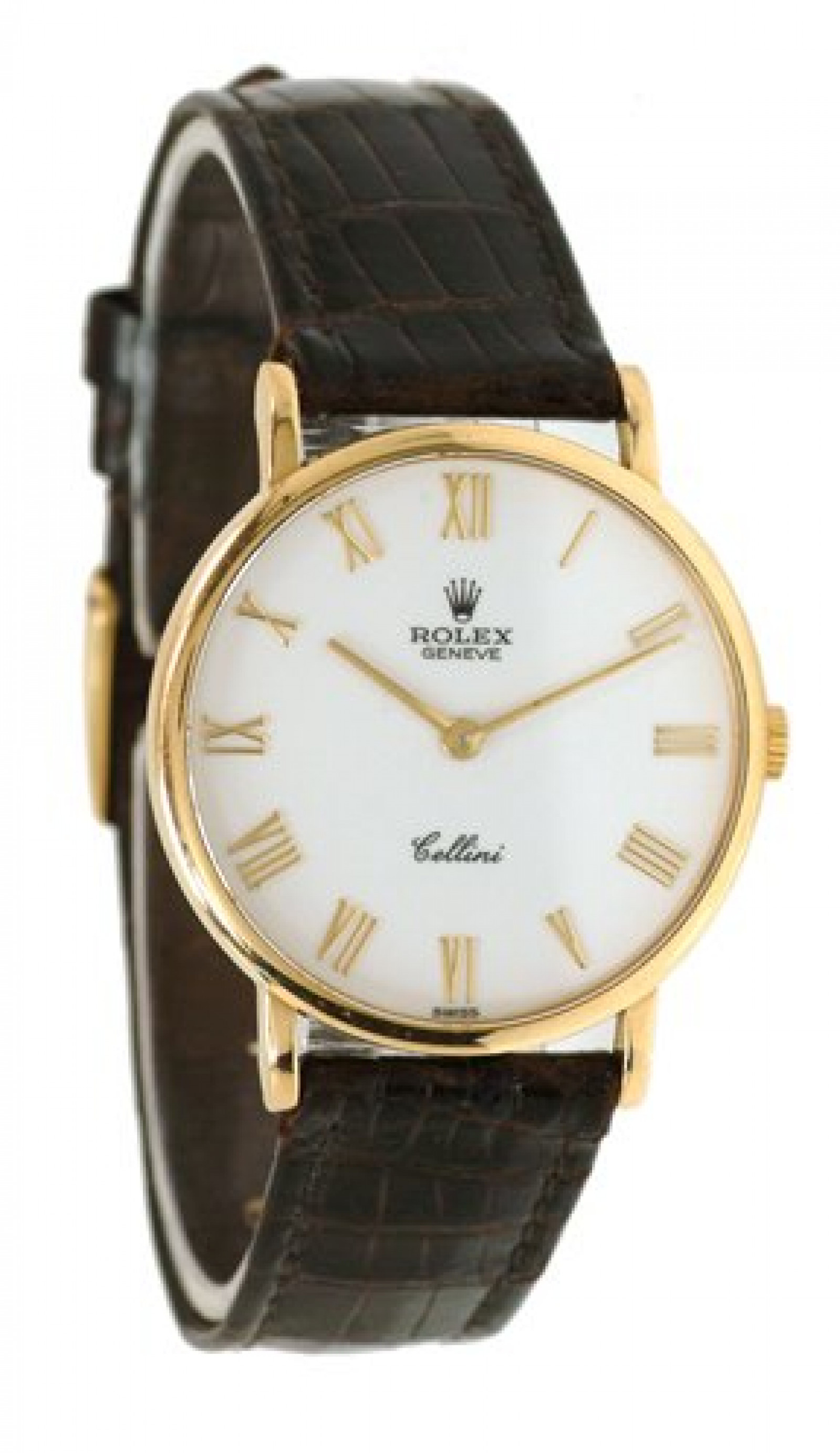 Pre-Owned Rolex Cellini 5112 Gold Year 1992