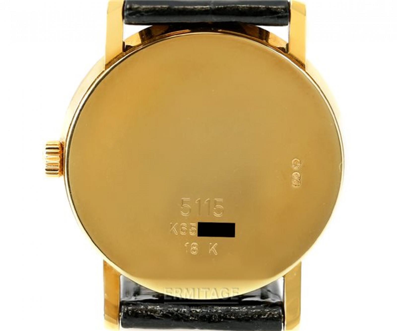 Rolex Cellini 5115 Gold Year 2002