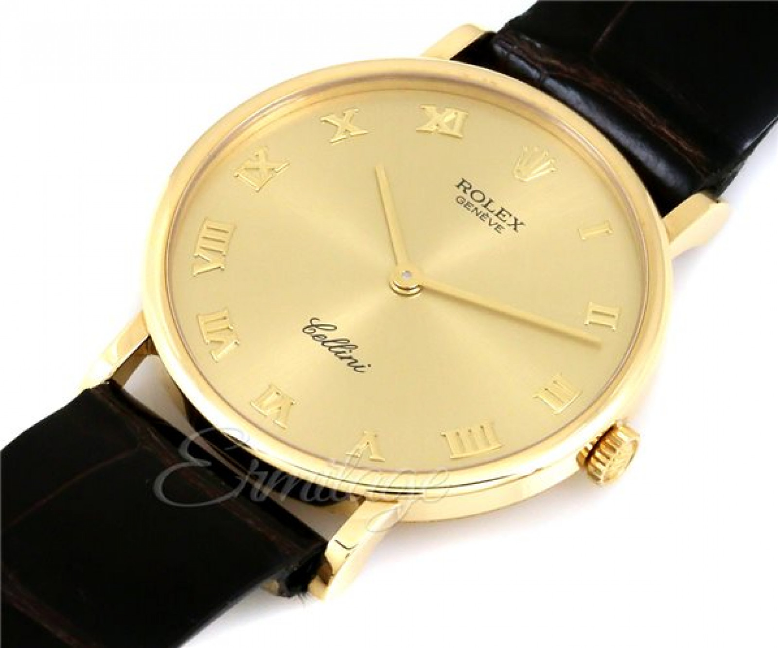 Rolex Cellini 5112 Gold Year 2000