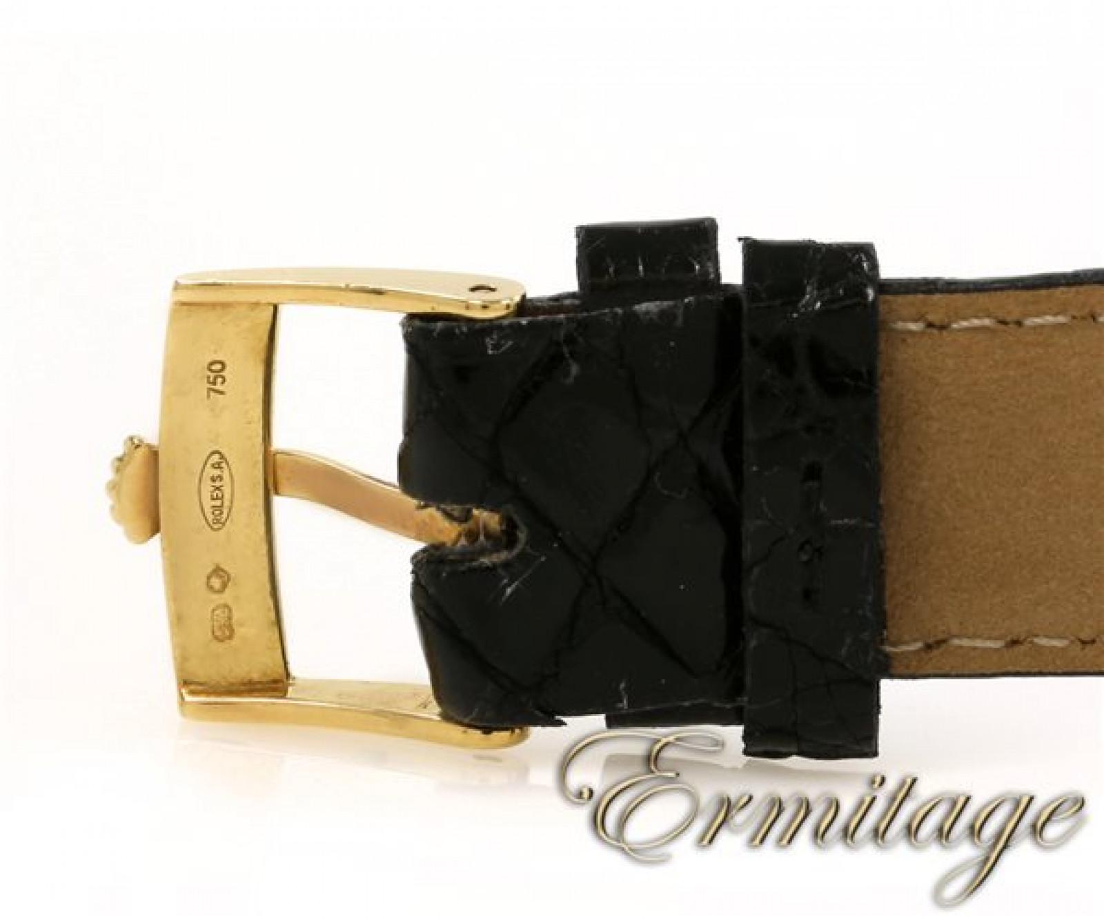 Rolex Cellini 5115 Gold Year 2000