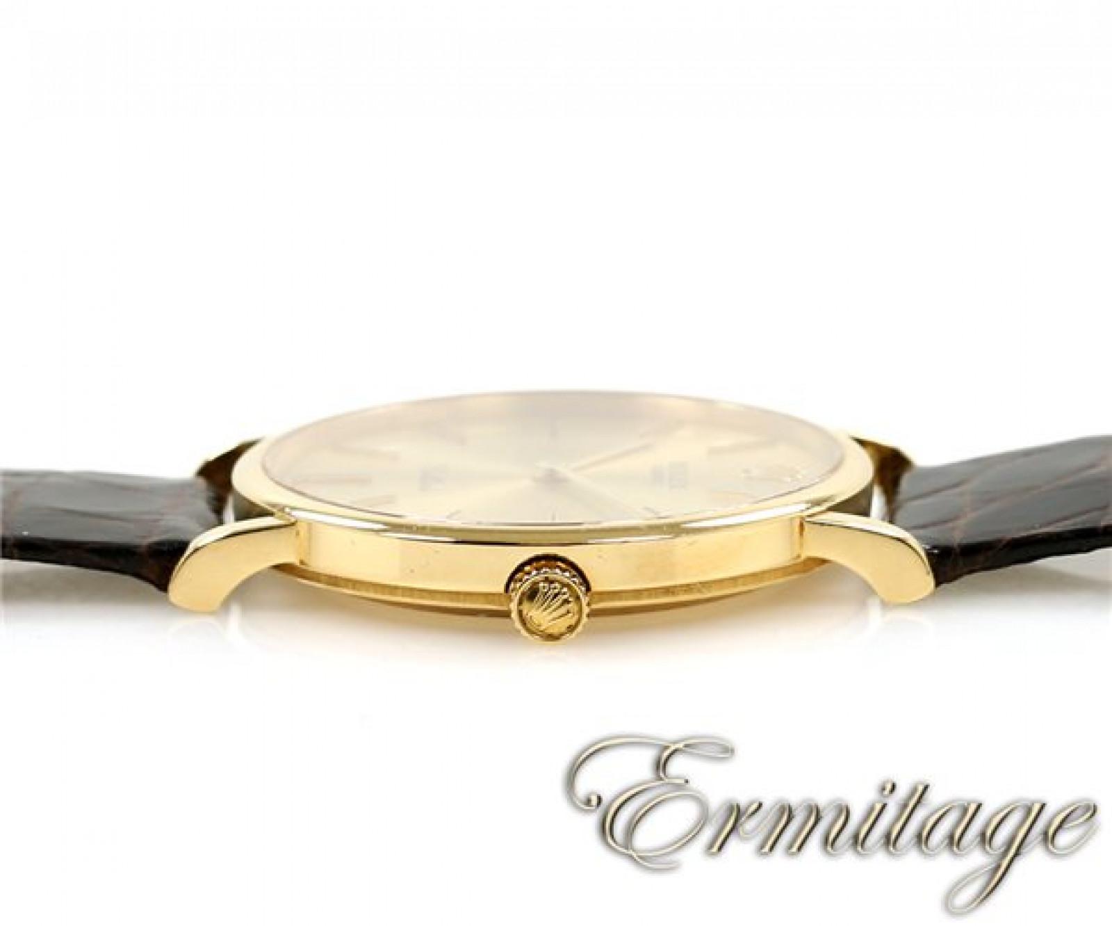 Rolex Cellini 5112 Gold Champagne