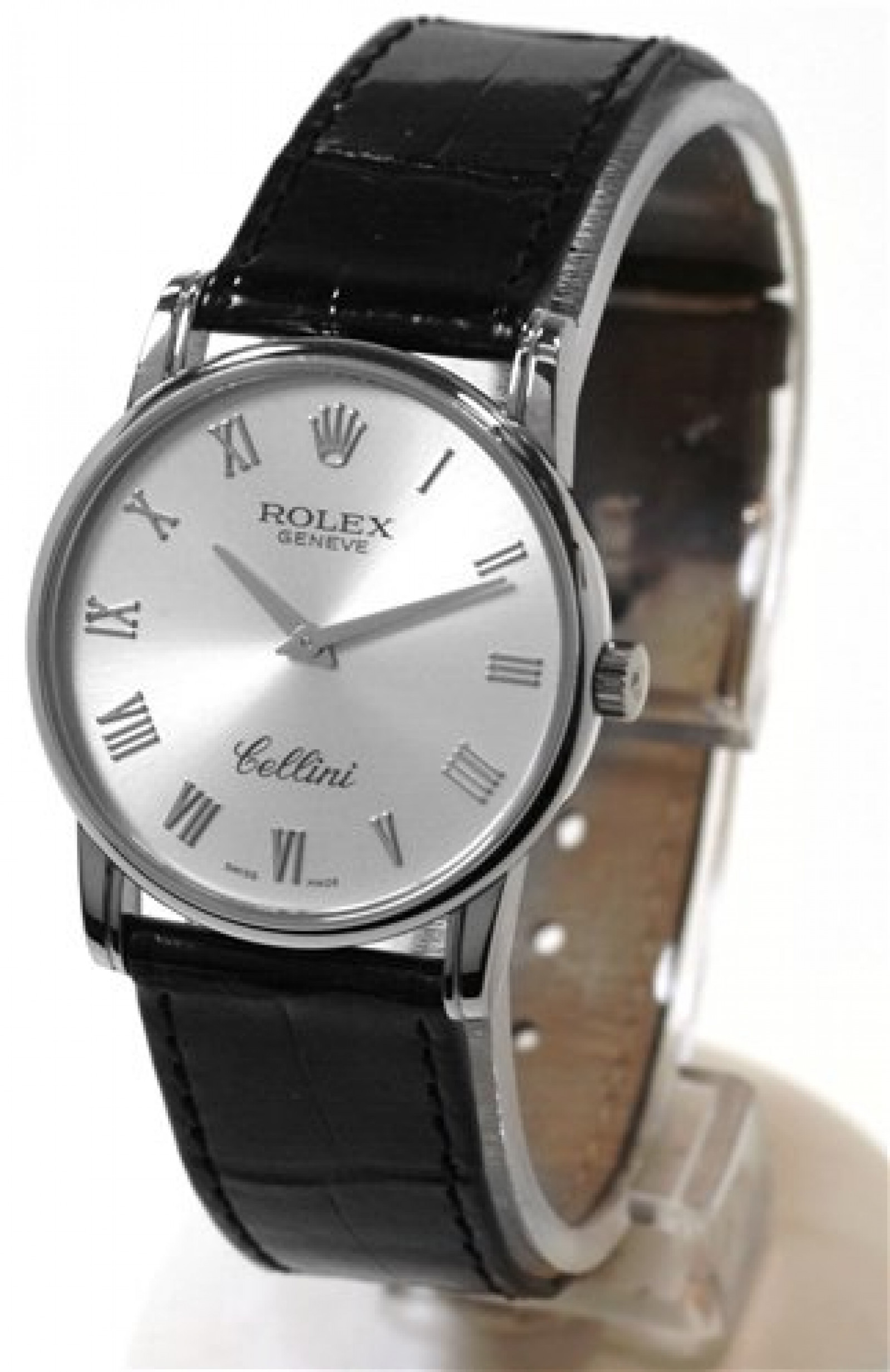 Pre-Owned Rolex Cellini 5116/9 Gold Year