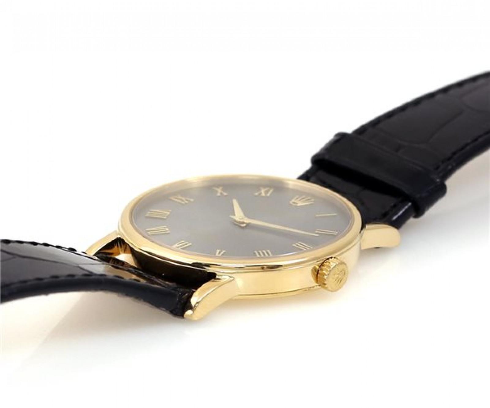 Rolex Cellini 5115 Gold Year 2004
