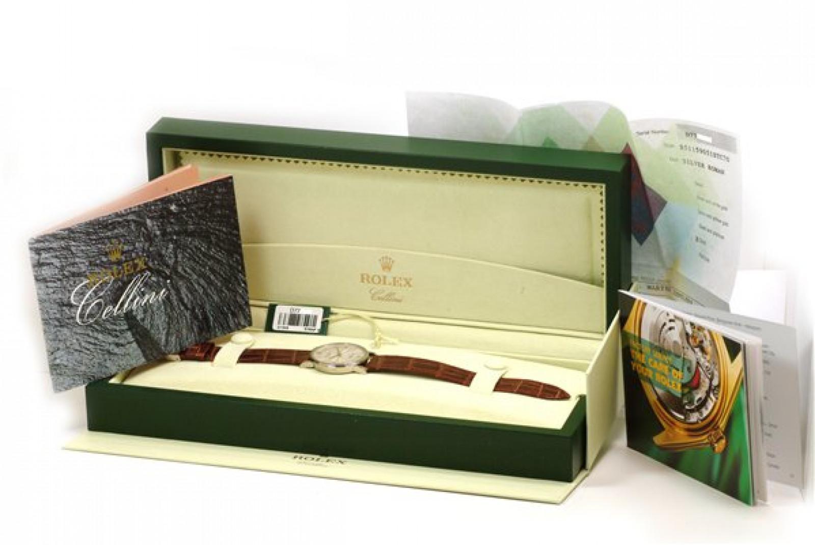 Rolex Cellini 5115/9 Gold