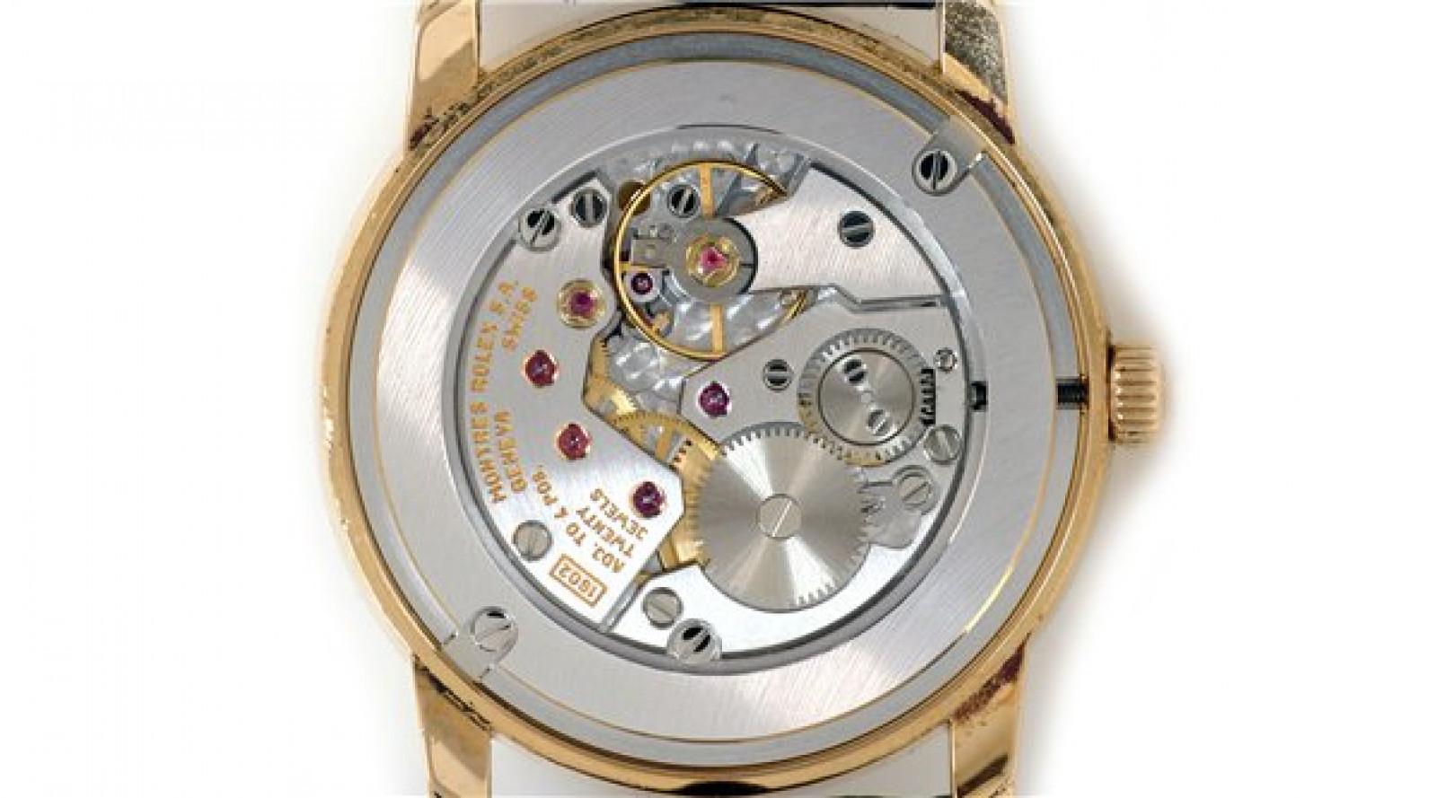 Rolex Cellini 5116 Gold 2001