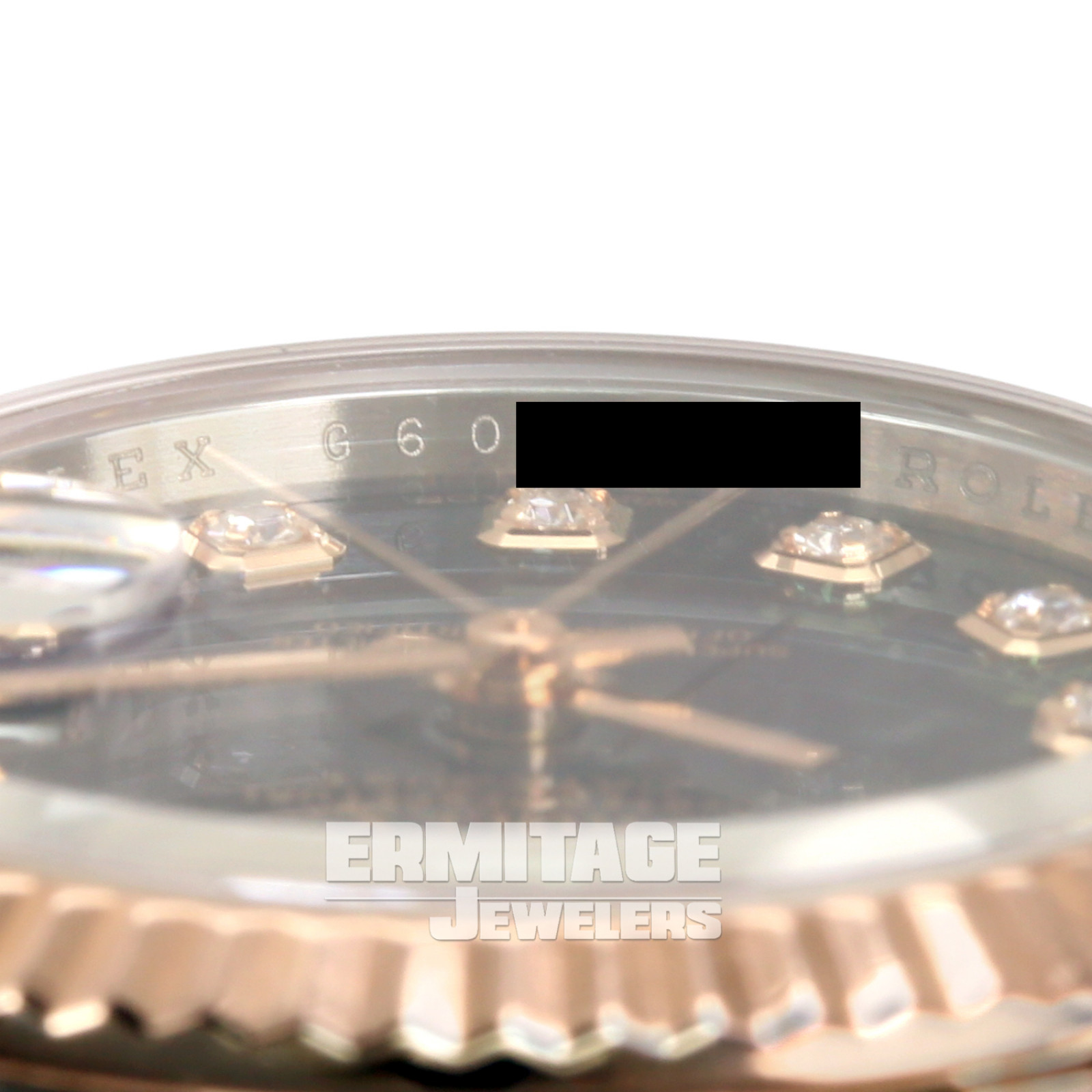 Rolex Datejust 179171 with Black Dial