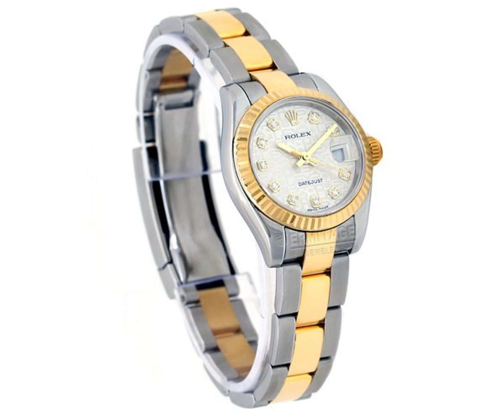 Ladies Diamond Rolex Datejust 179173
