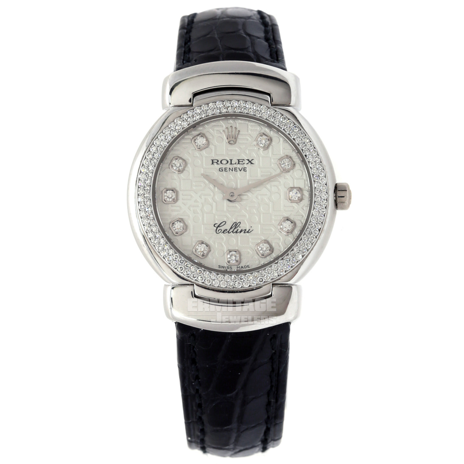 Rolex Cellini 6671 with Silver Dial