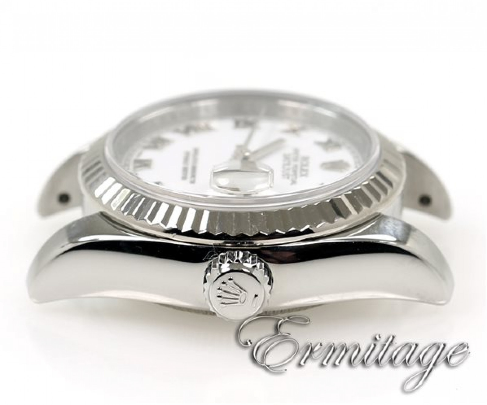 Rolex Datejust 179174 Steel White