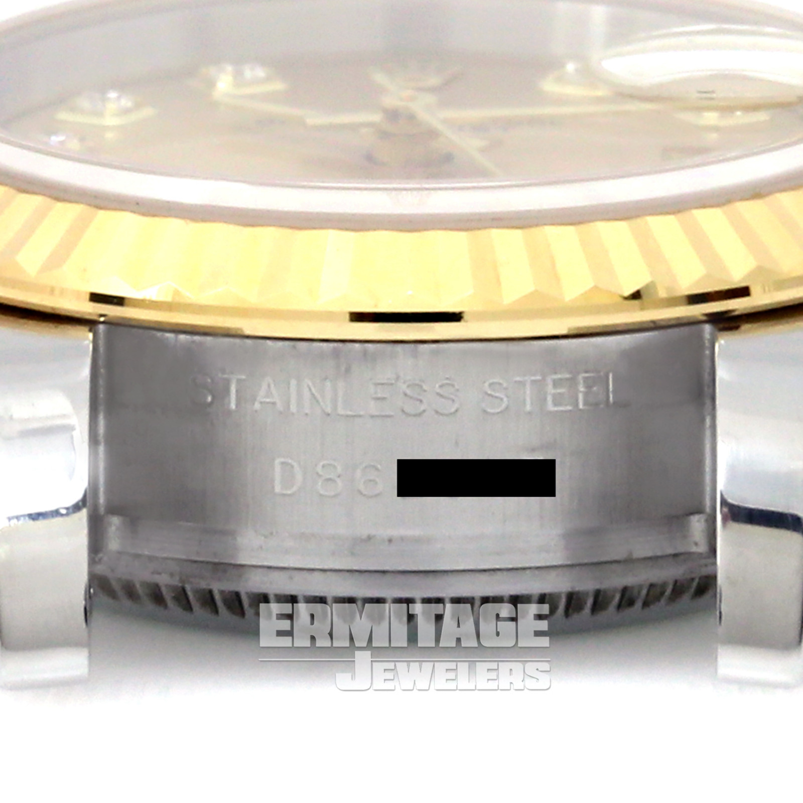 Pre-Owned Rolex Datejust 179173 with Champagne Dial
