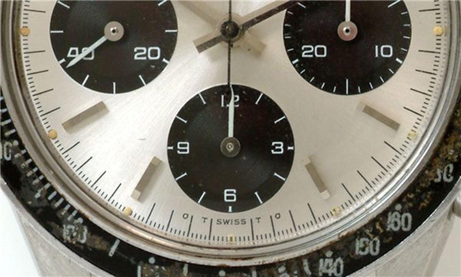 Vintage Rolex Cosmograph 6263 Steel Year 1975