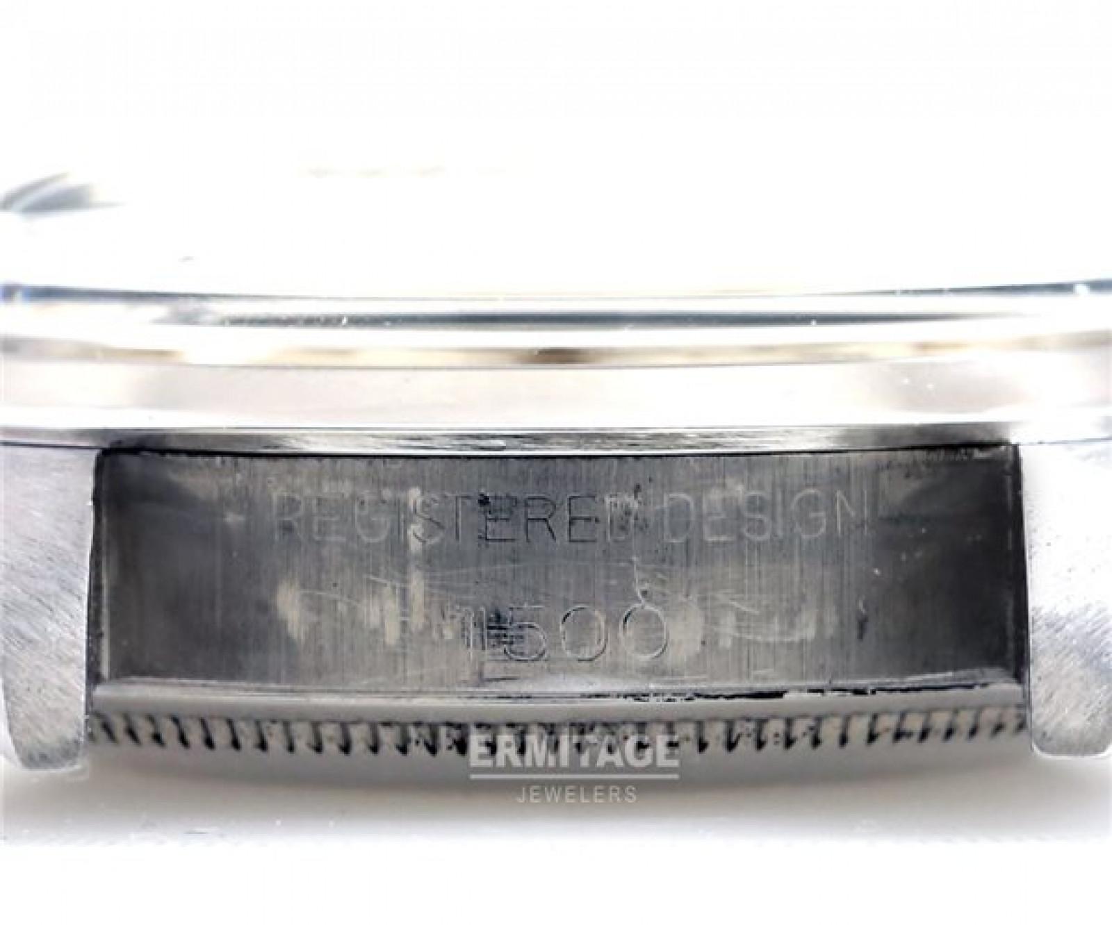 Vintage Rolex Date 1500 Steel Year 1970