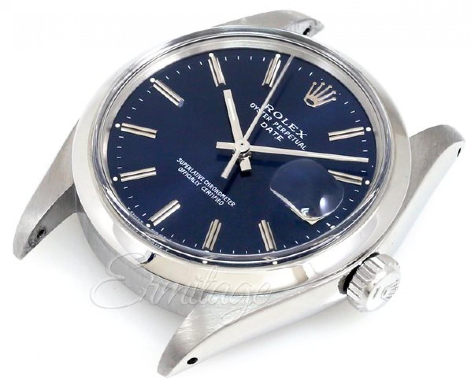 Vintage Rolex Date 1500 1978