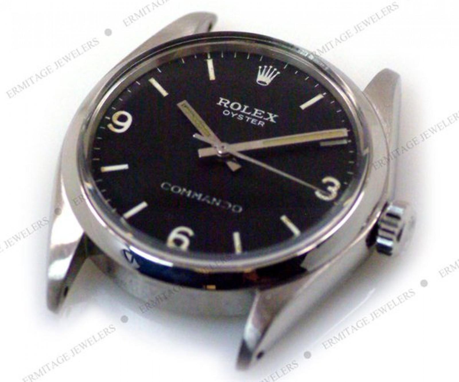 Vintage Rolex Commando 6429 Steel