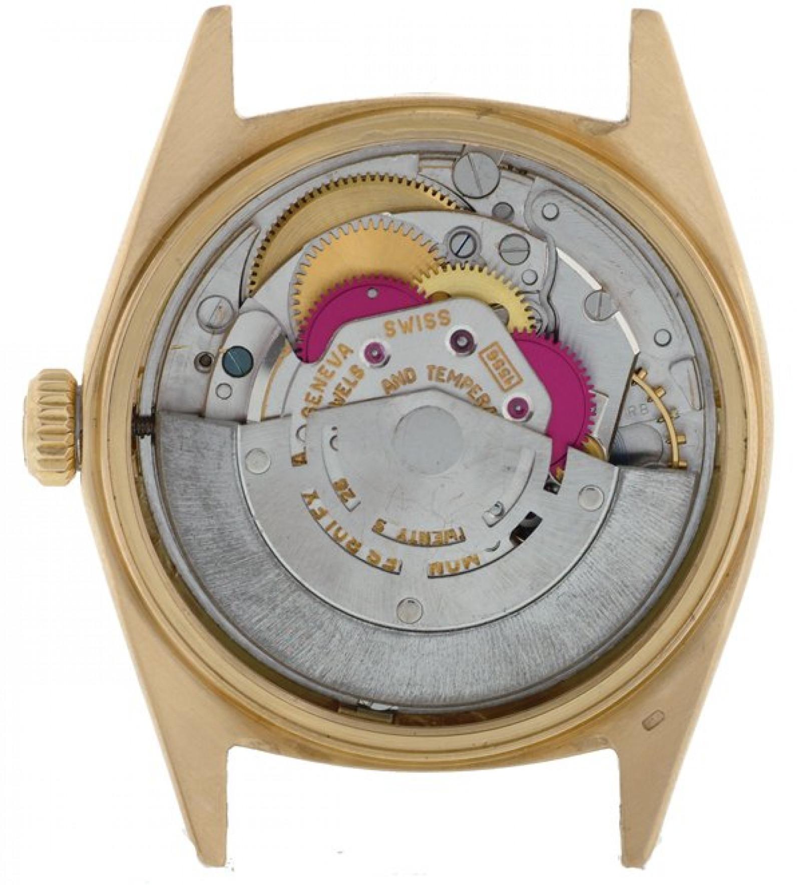 Vintage Rolex Day-Date 1803 Gold Year 1966 1966