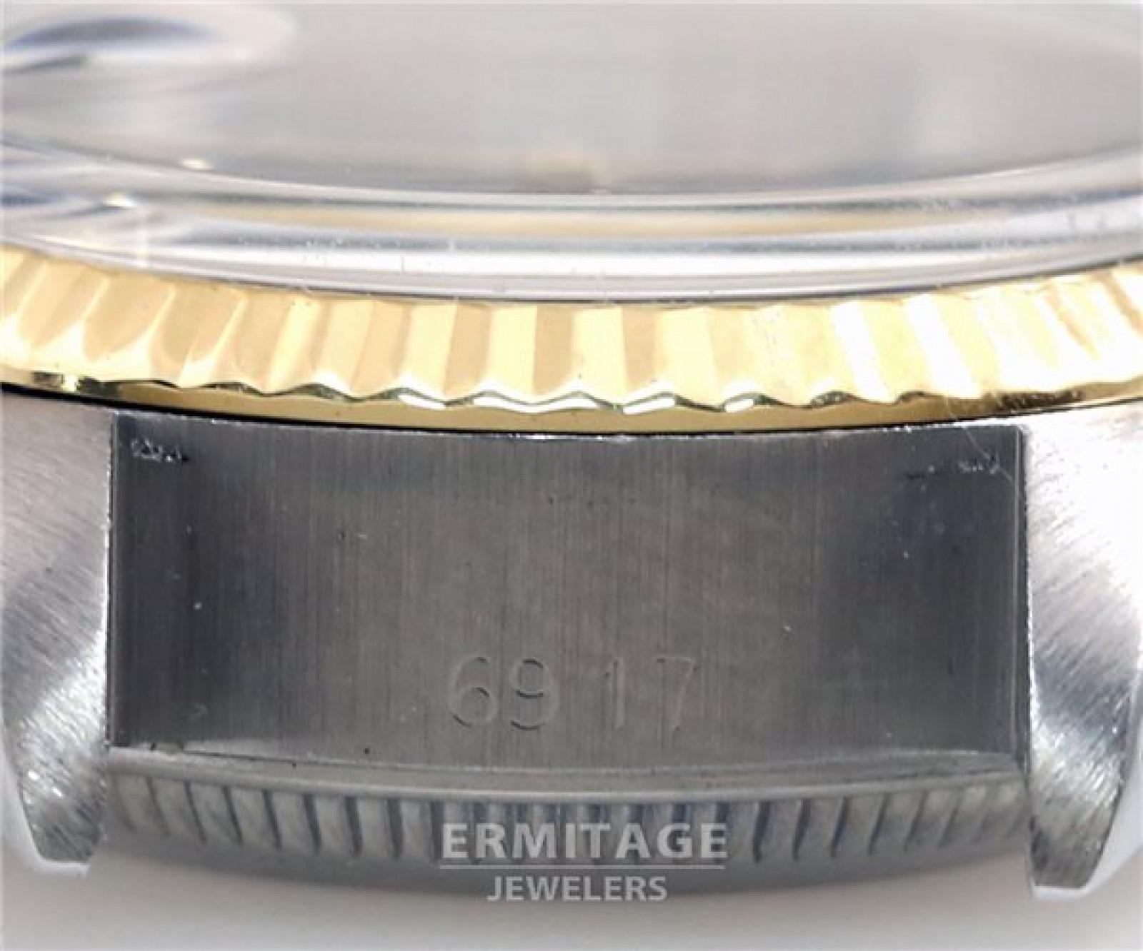Vintage Mint Rolex Datejust Ref 6917