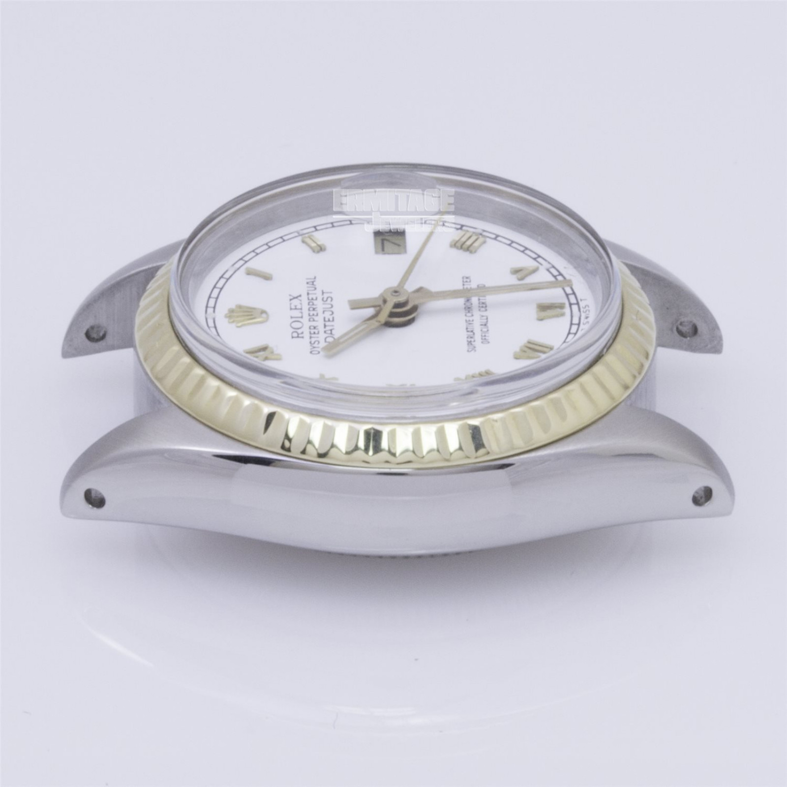 Rolex Datejust 6917 with White Dial