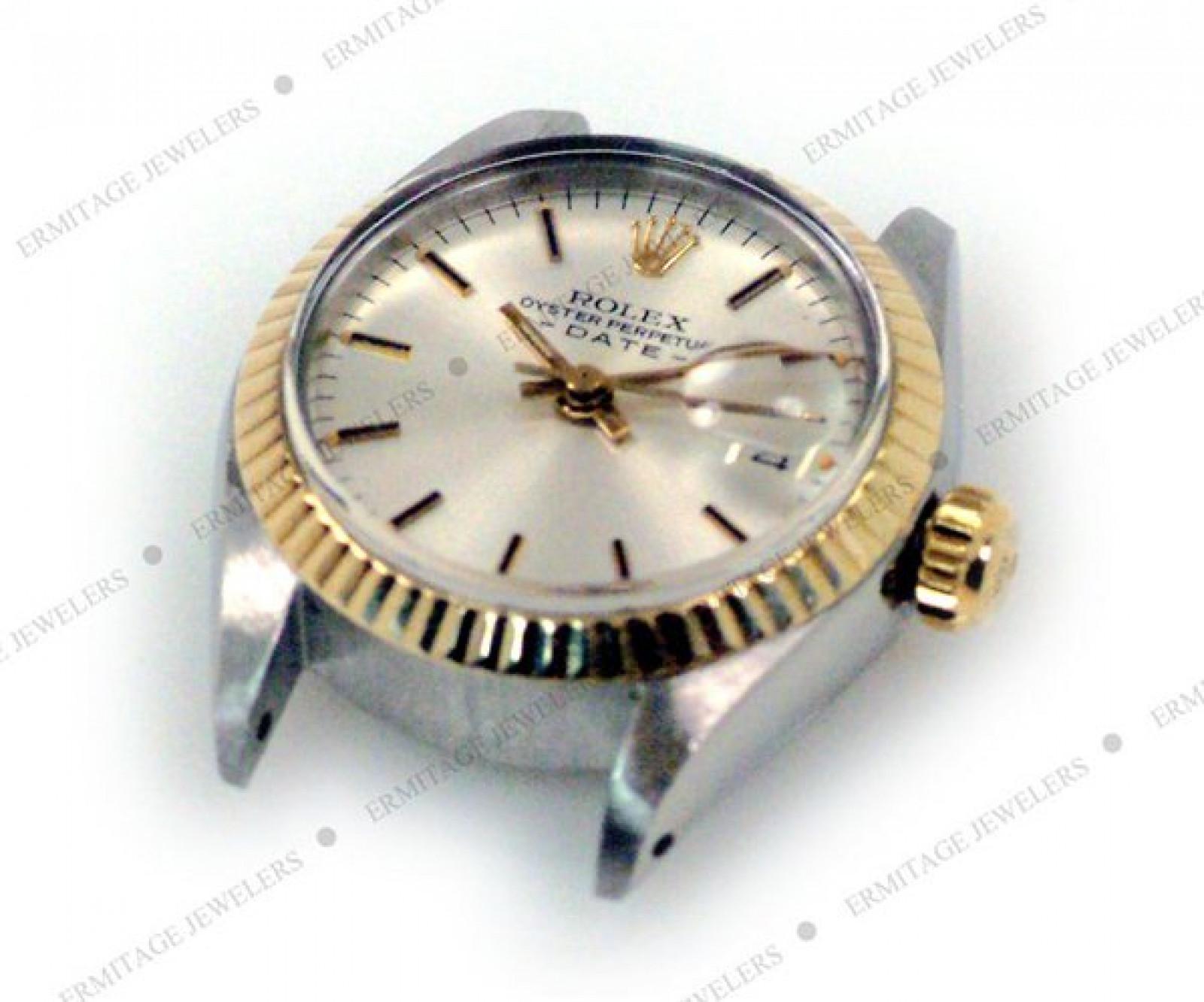 Vintage Rare Rolex Date 6917 Gold & Steel Year 1977