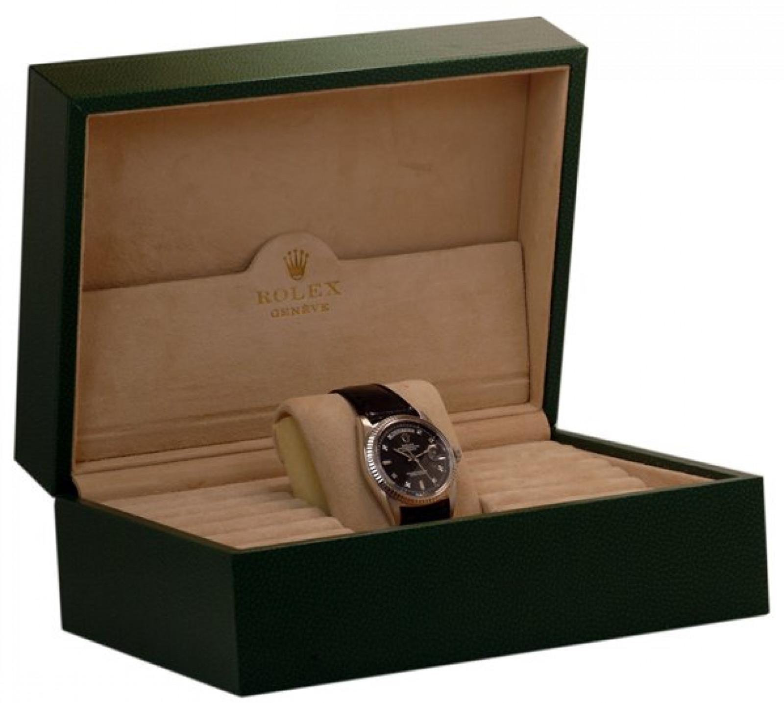 Vintage Diamond Rolex Day-Date 1803