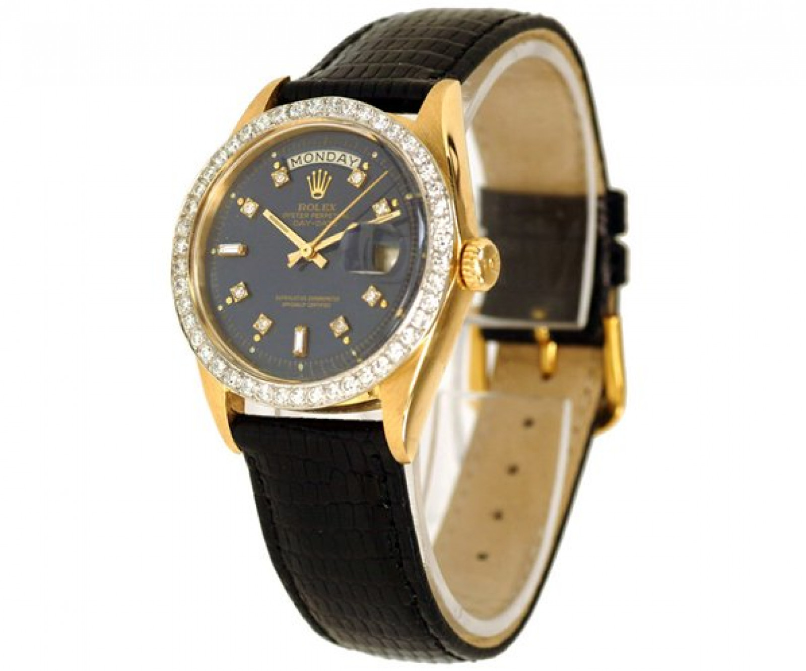 Vintage Diamond President Rolex Day-Date 1803