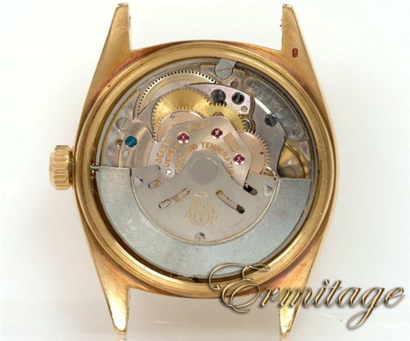 Vintage Rolex Day-Date 1803 Gold Champagne with Champagne Dial