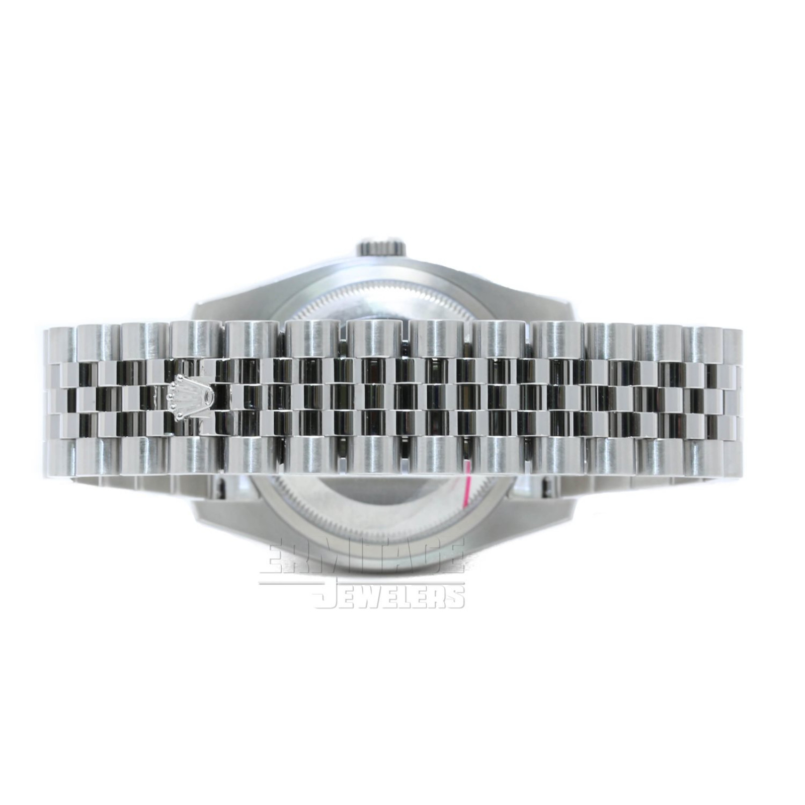 White Gold Fluted Rolex Datejust 116234