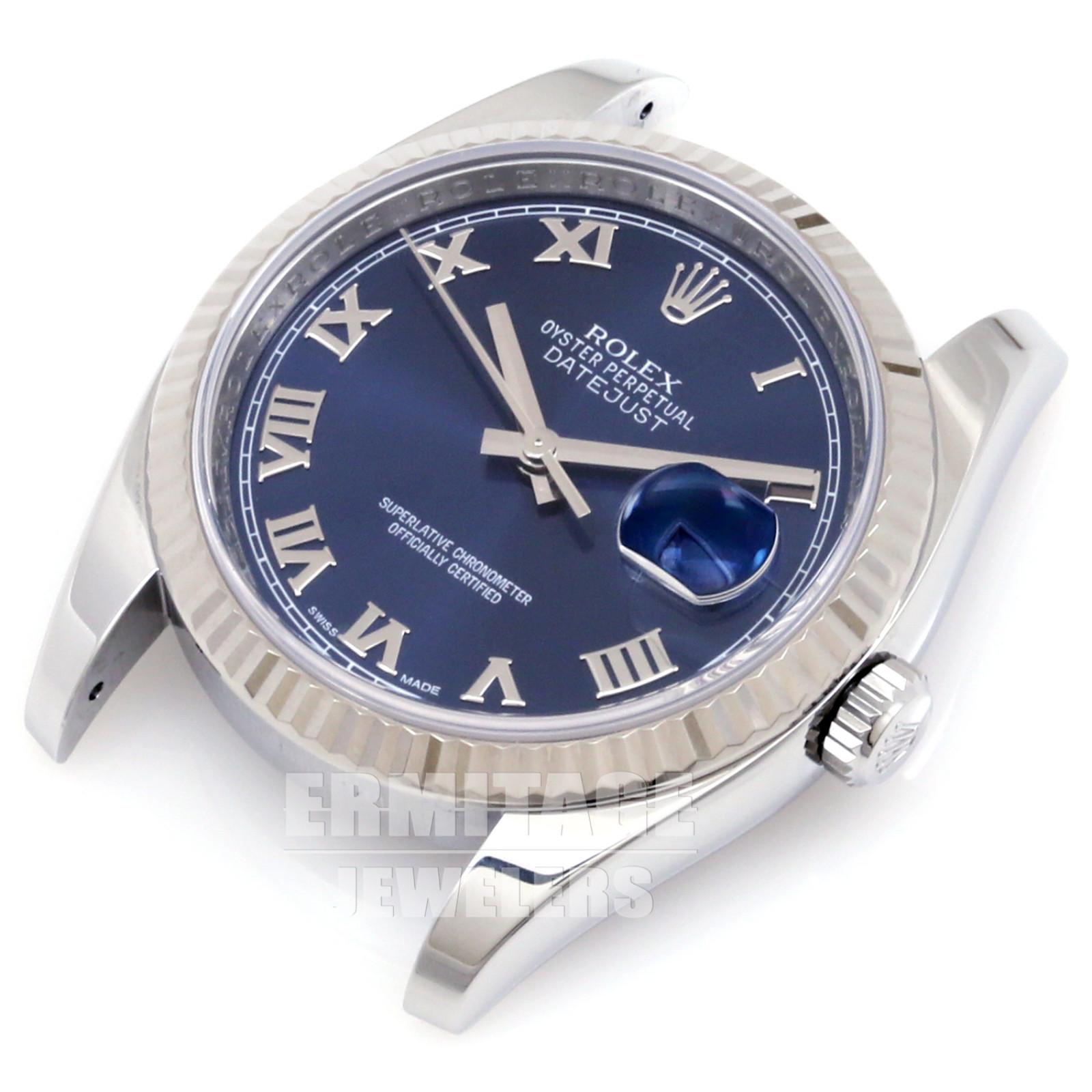 White Gold Rolex Datejust 116234