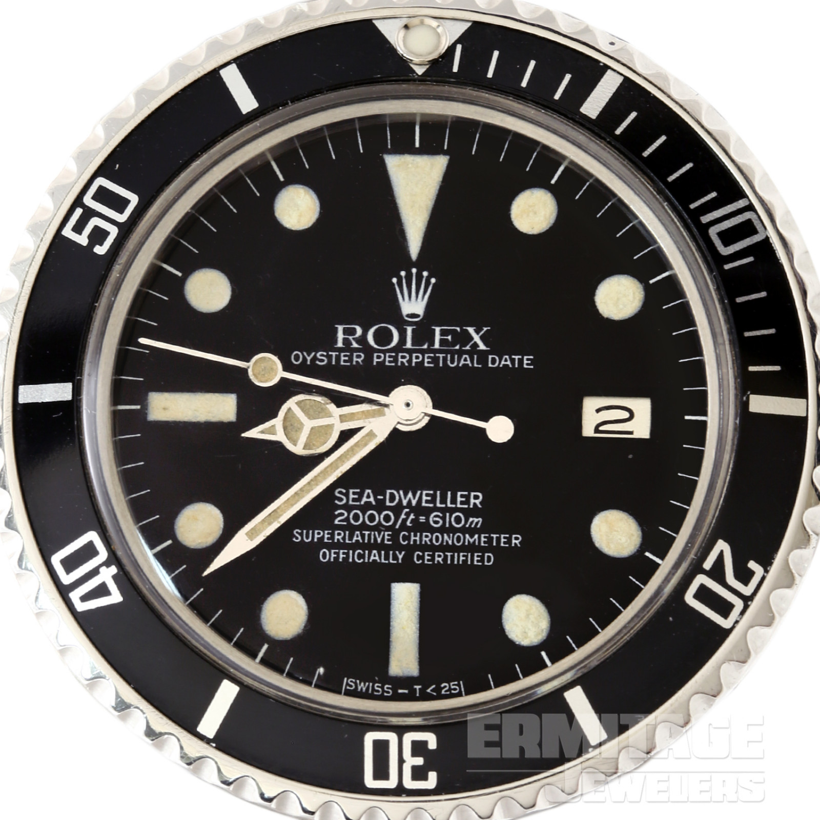 Double Red Rolex Sea-Dweller Mark IV