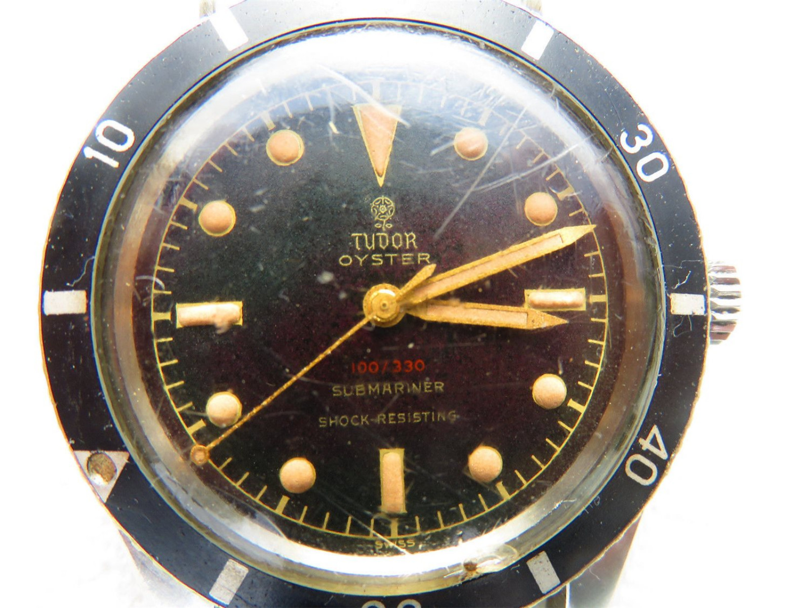 Sell Your Tudor Submariner 7923