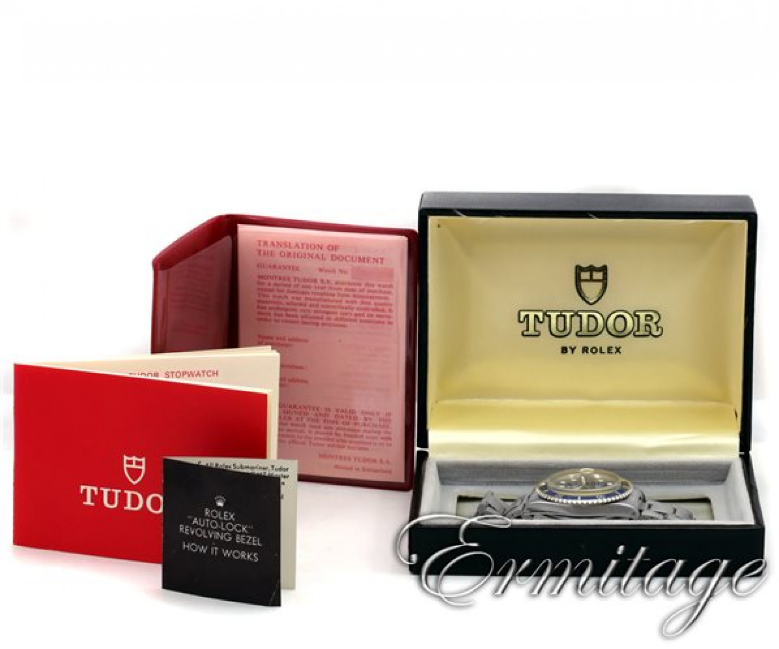 Tudor Submariner 94110 Steel