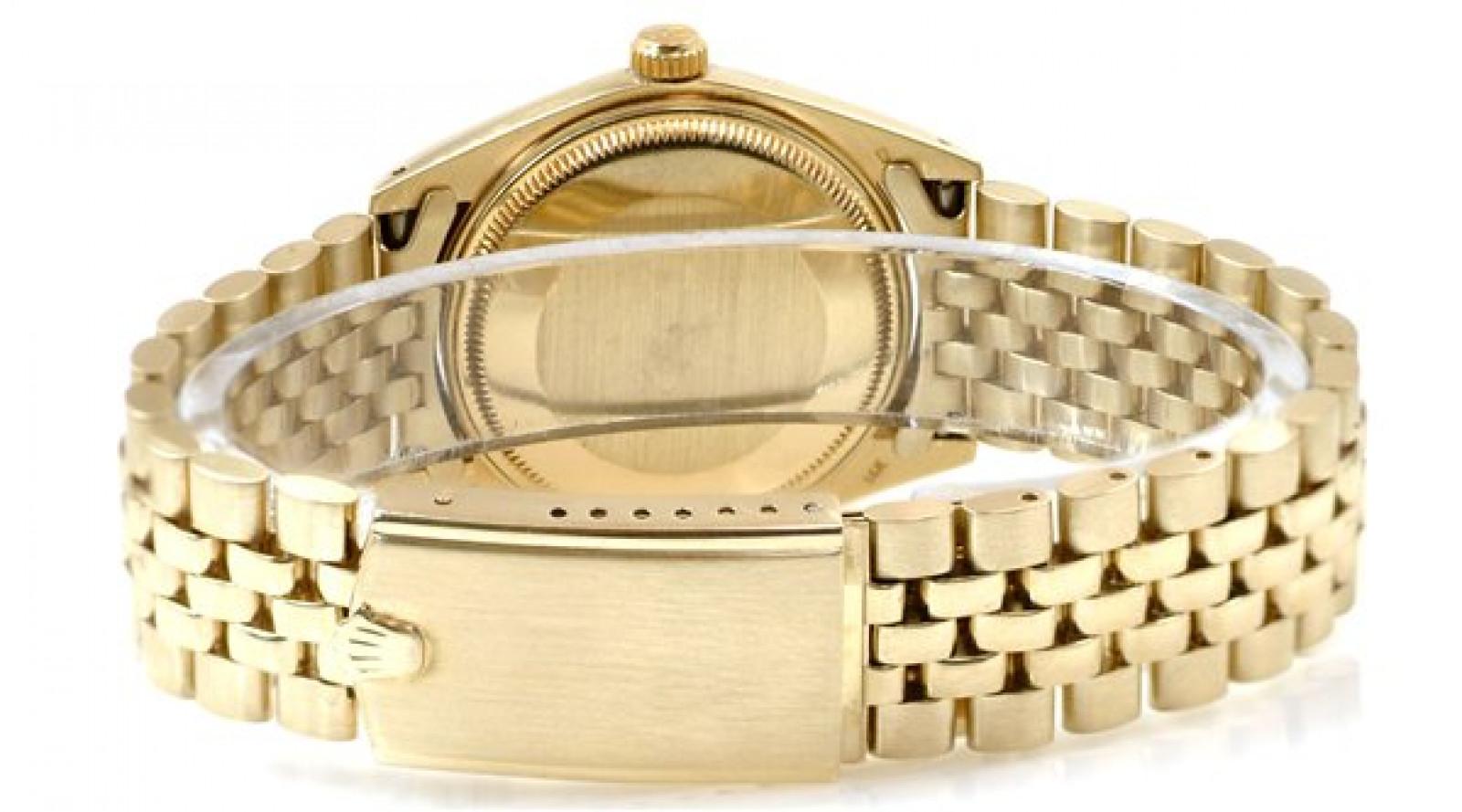 Vintage Rolex Date 1503 Gold Year 1978