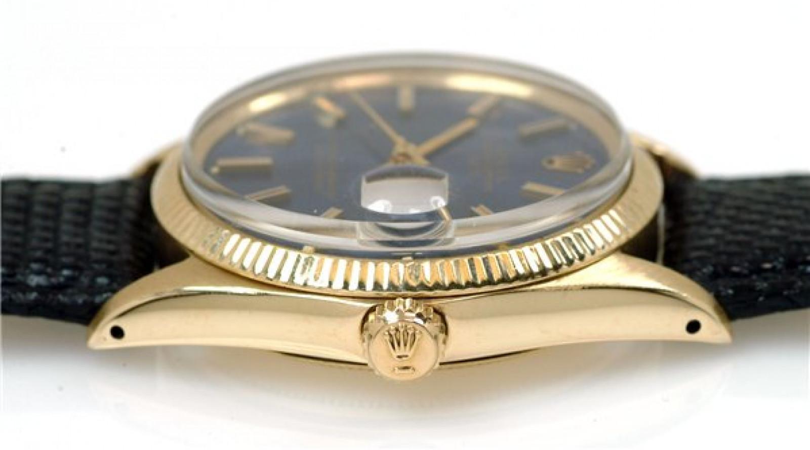 Vintage Rolex Date 1503 Gold Year 1968