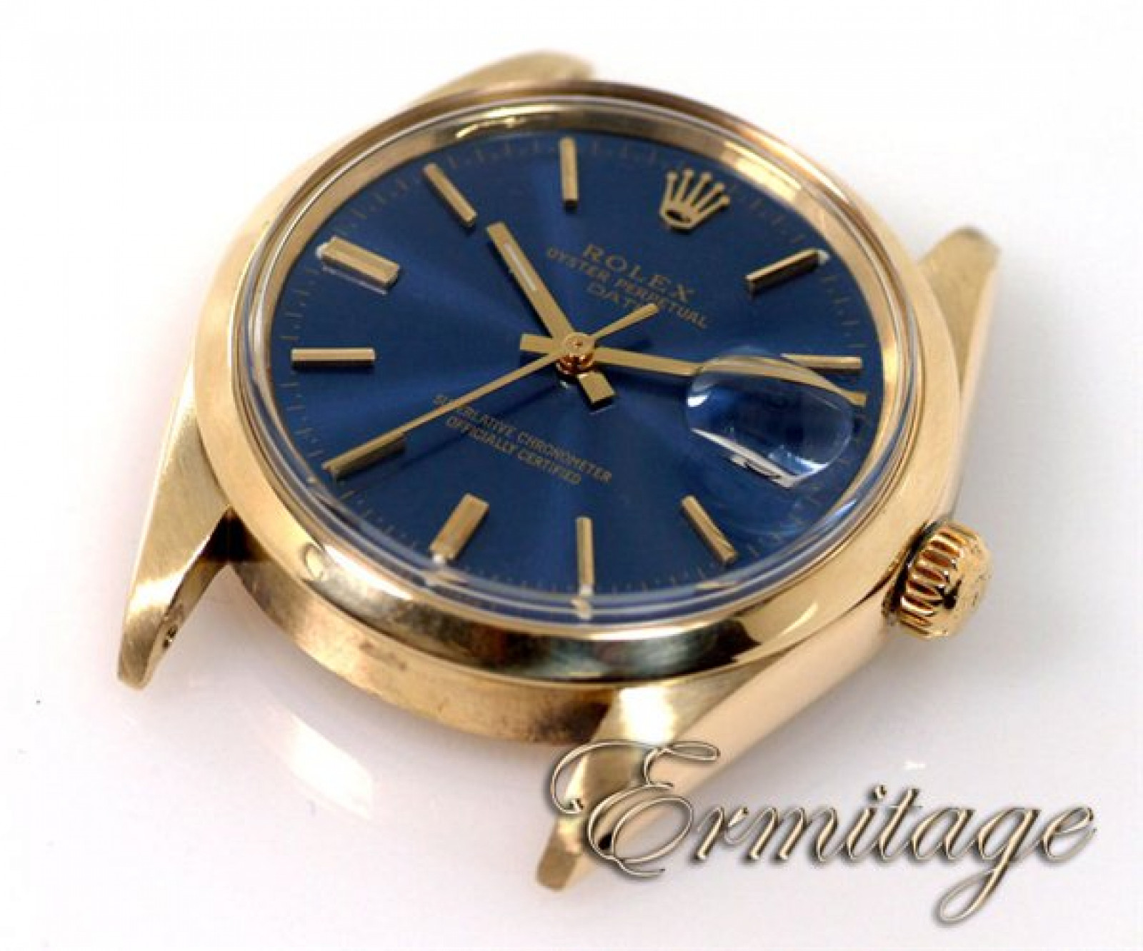 Vintage Rolex Date 1503 Gold Year