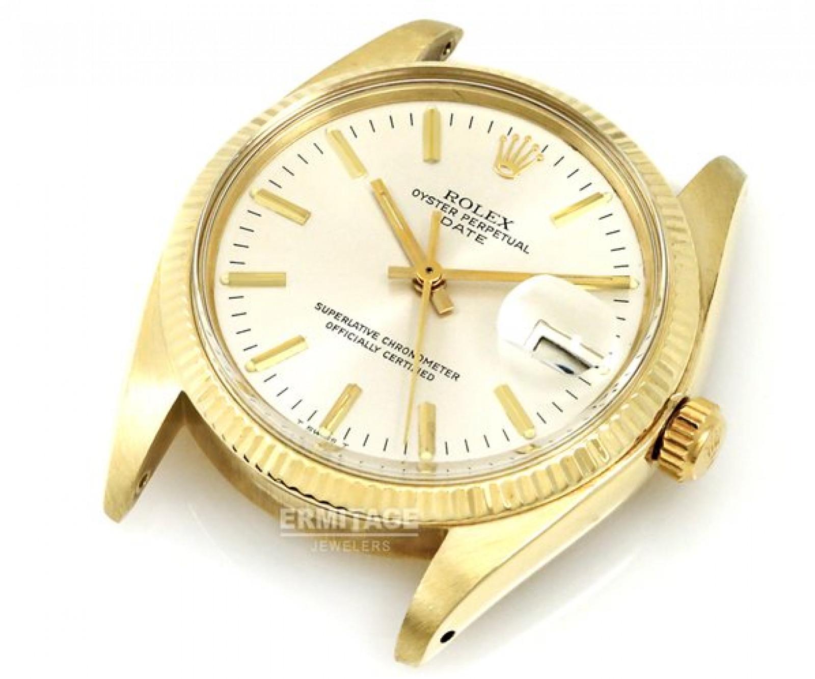 Vintage Gold Rolex Date 1503 Year 1979